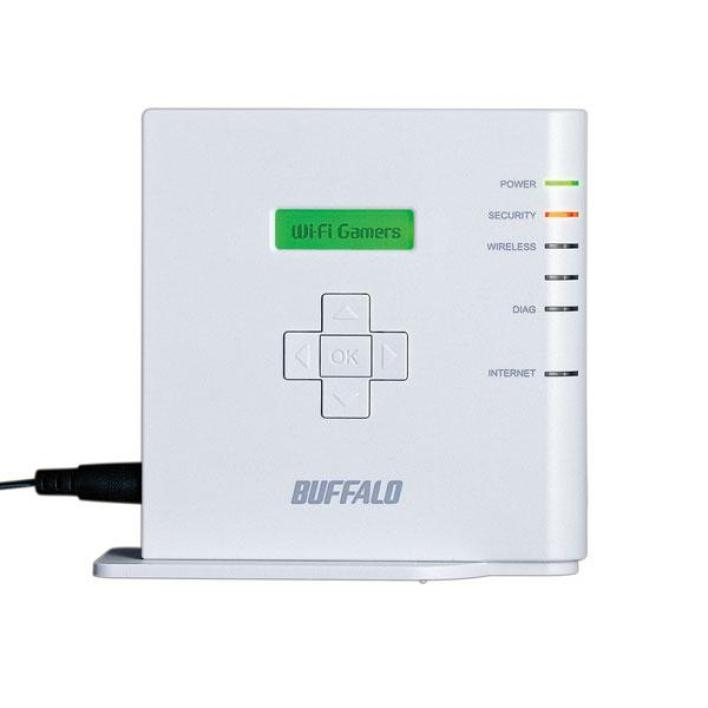 Buffalo Wi-Fi Gamers Gaming Access Point