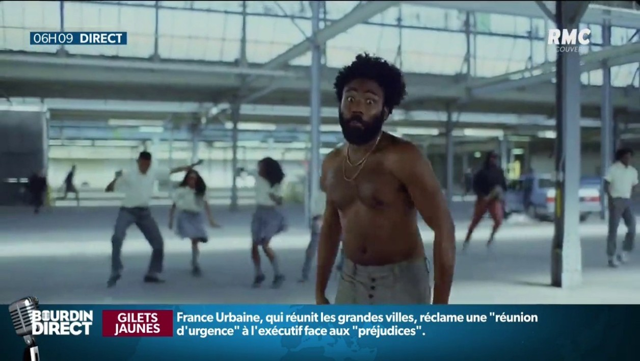 "Grammy Awards: ""This Is America"" de Childish Gambino grand vainqueur"