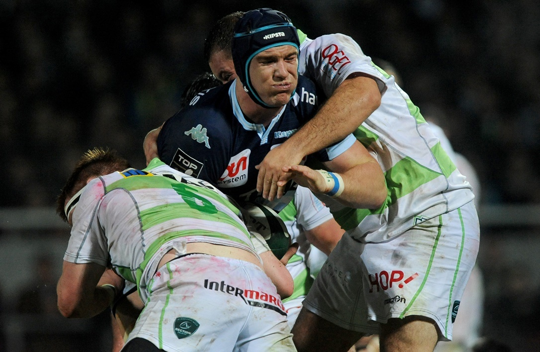 Top 14: le Racing ne tombe pas