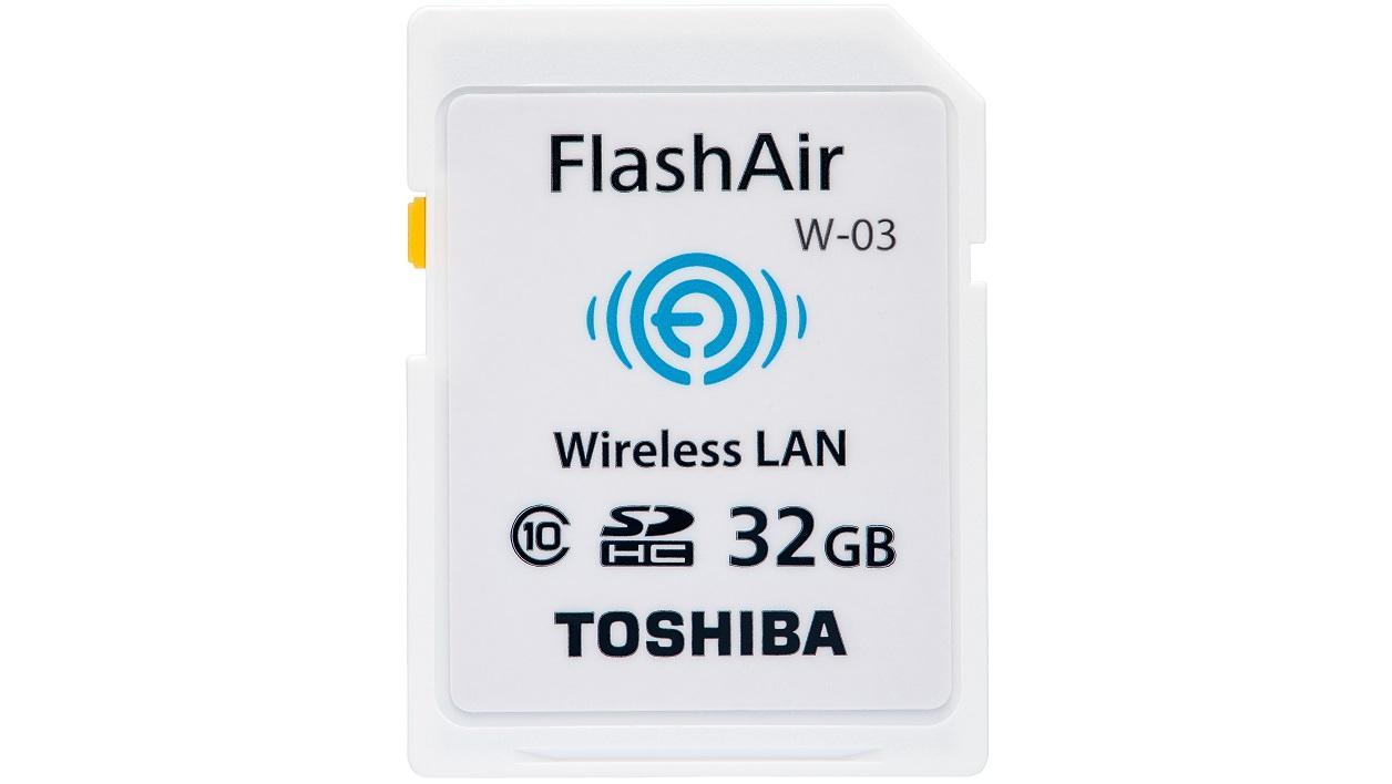 Toshiba FlashAir W-03 32 Go