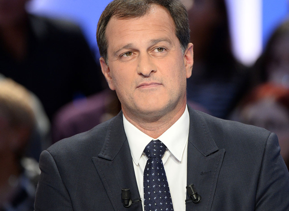 Louis Aliot, vice-président du Feront National.