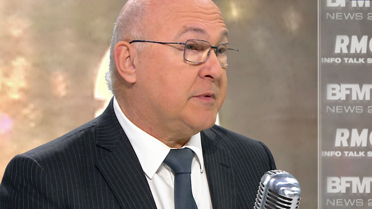 Michel Sapin face à Jean-Jacques Bourdin: les tweets de l'interview