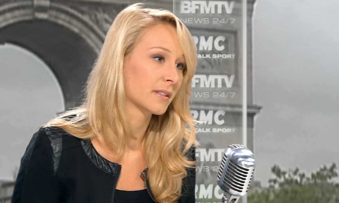Marion Maréchal-Le Pen face à Jean-Jacques Bourdin: les tweets de l'interview