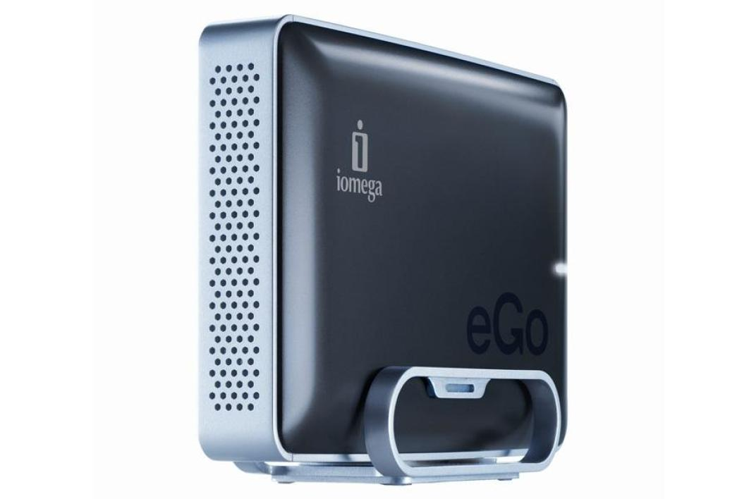 Iomega eGo Desktop Hard Drive 3 To