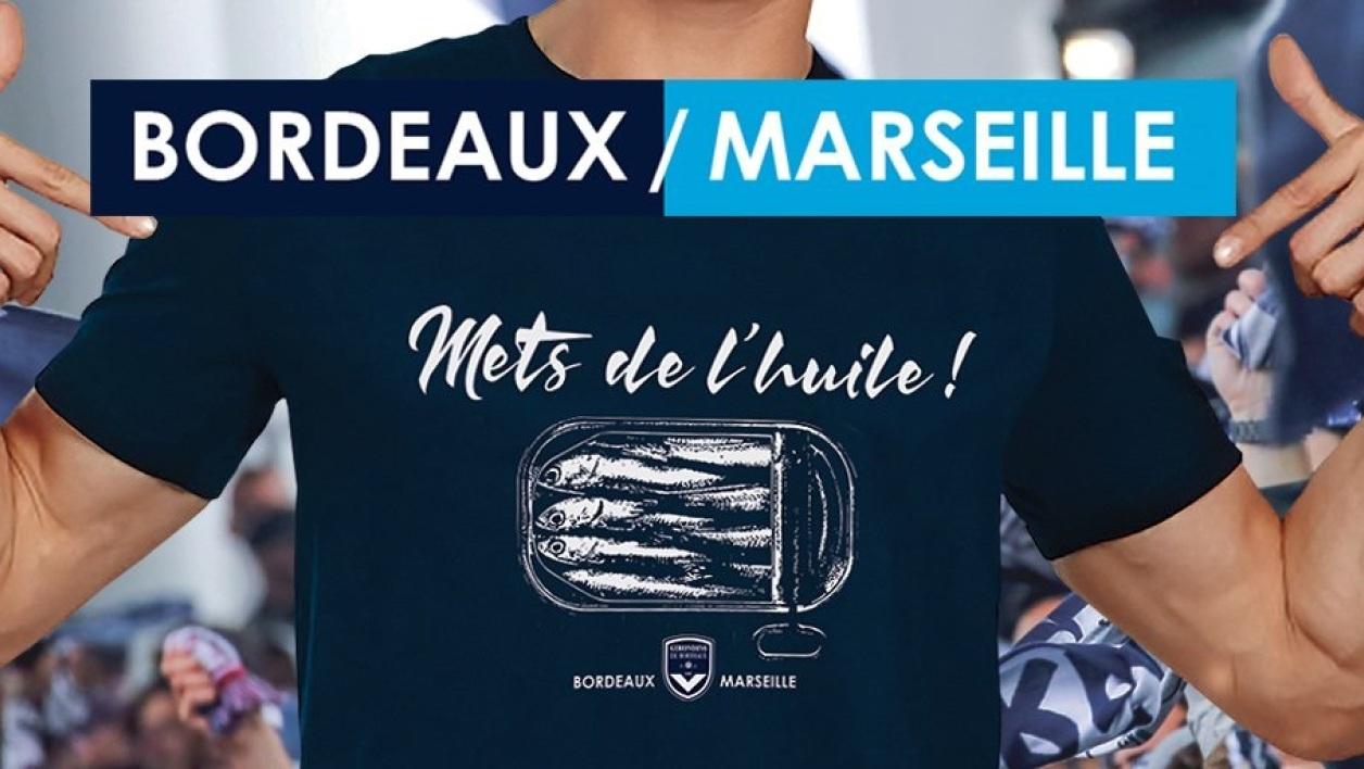 Le t-shirt de Bordeaux