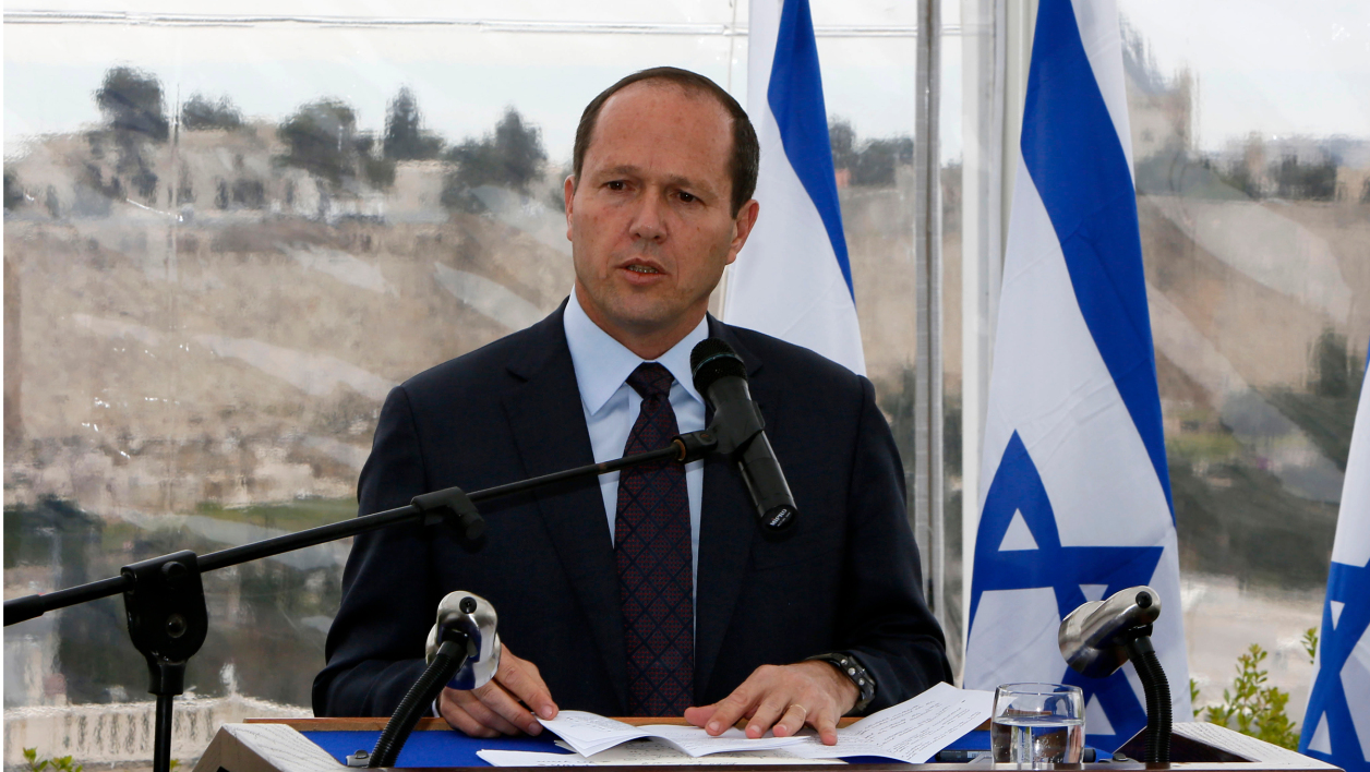 Le maire de Jérusalem, Nir Barkat, en février 2015. (photo d'illustration)