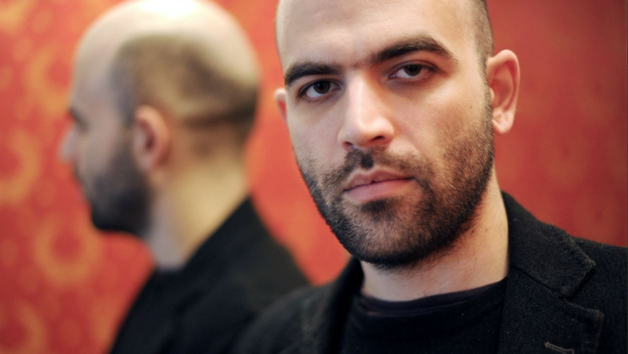 "lian writer Roberto Saviano gives an interview on March 17, 2010 in Rome. Saviano, 29, whose book ""Gomorrah"" has been translated into 42 languages, has lived under police protection for two years. The screen version of ""Gomorrah,"" directed by Matteo Garrone, won second prize at the 2008 Cannes film festival and was in the running for an Oscar. His book, exposes the workings of the powerful Naples mafia, the Camorra. AFP PHOTO / CHRISTOPHE SIMON"