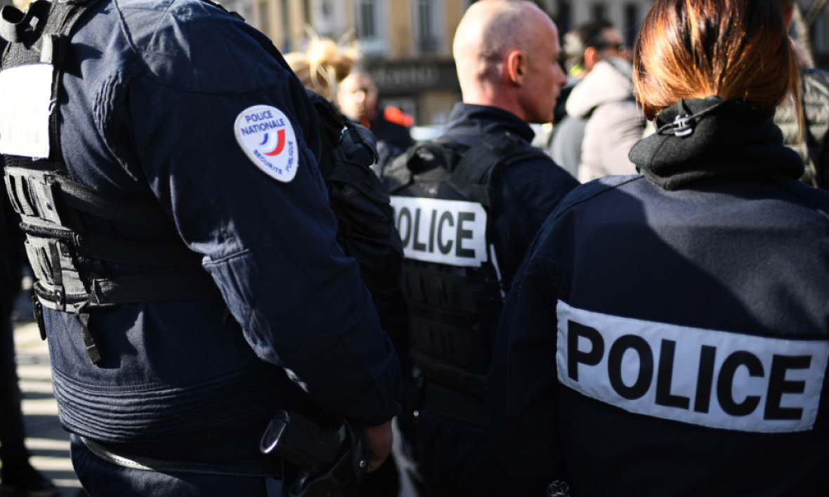 Des agents de police. (Photo d'illustration) -