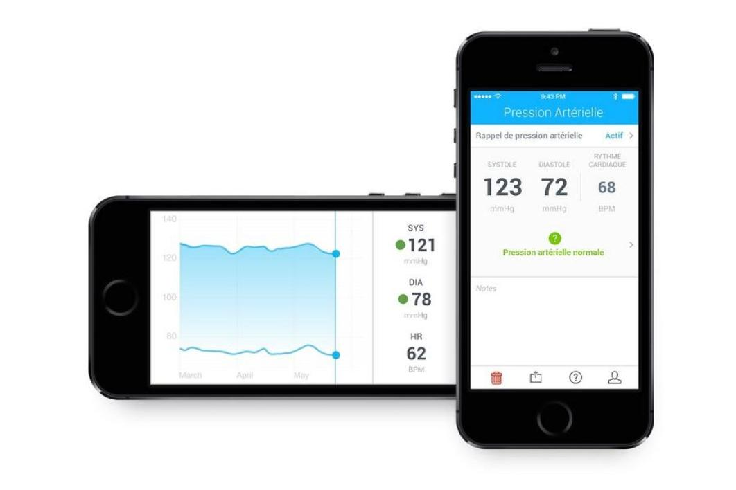 Withings Tensiomètre Sans-fil