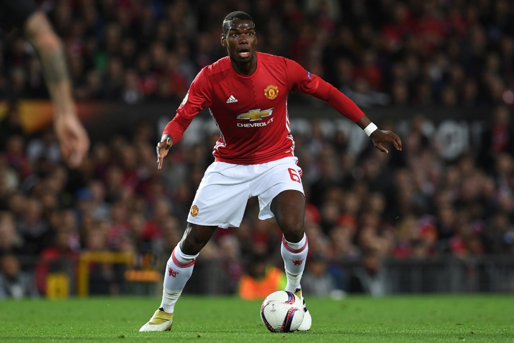 Paul Pogba (Man Utd)