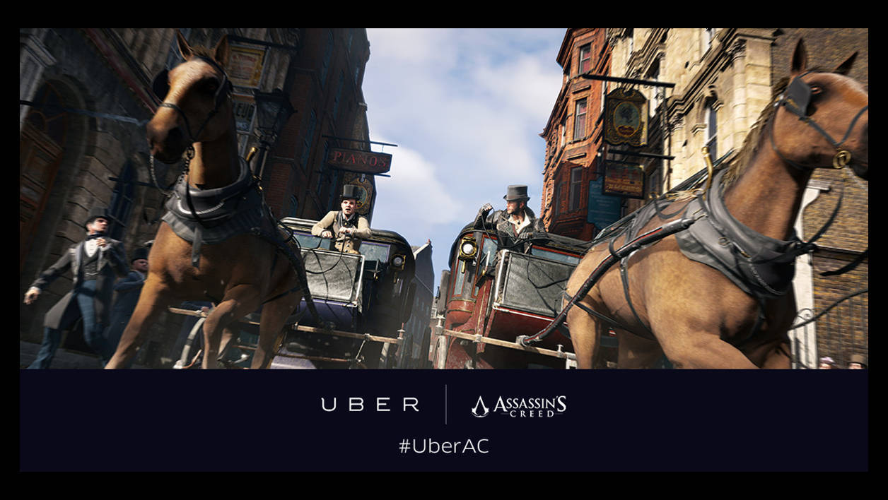 Opération Assassin's Creed Uber