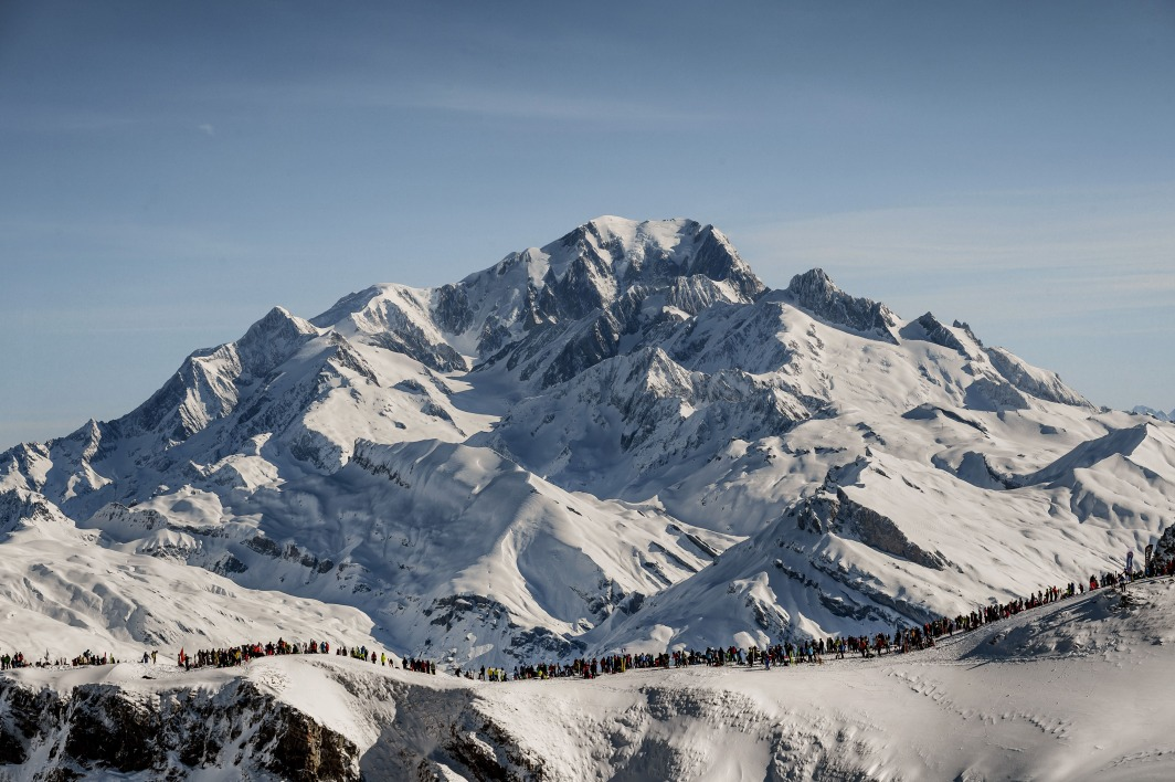 Le Mont Blanc (photo d'illustration)