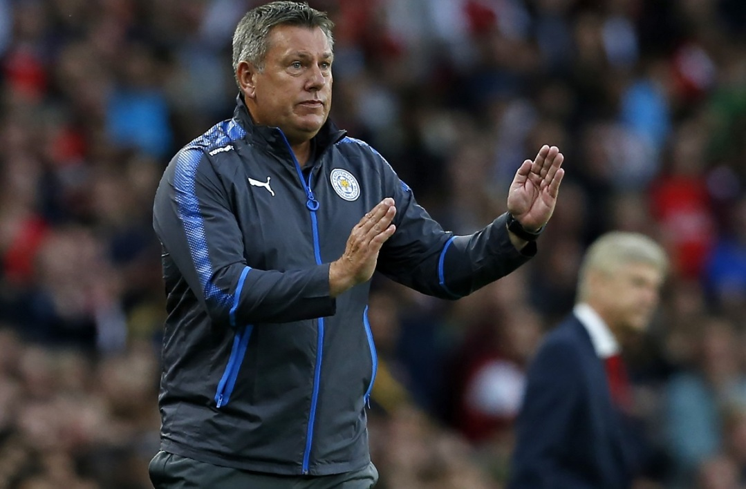 Angleterre - Leicester: Craig Shakespeare limogé