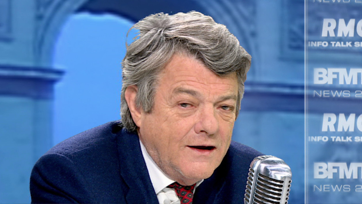 Jean-Louis Borloo face à Jean-Jacques Bourdin: les tweets de l'interview