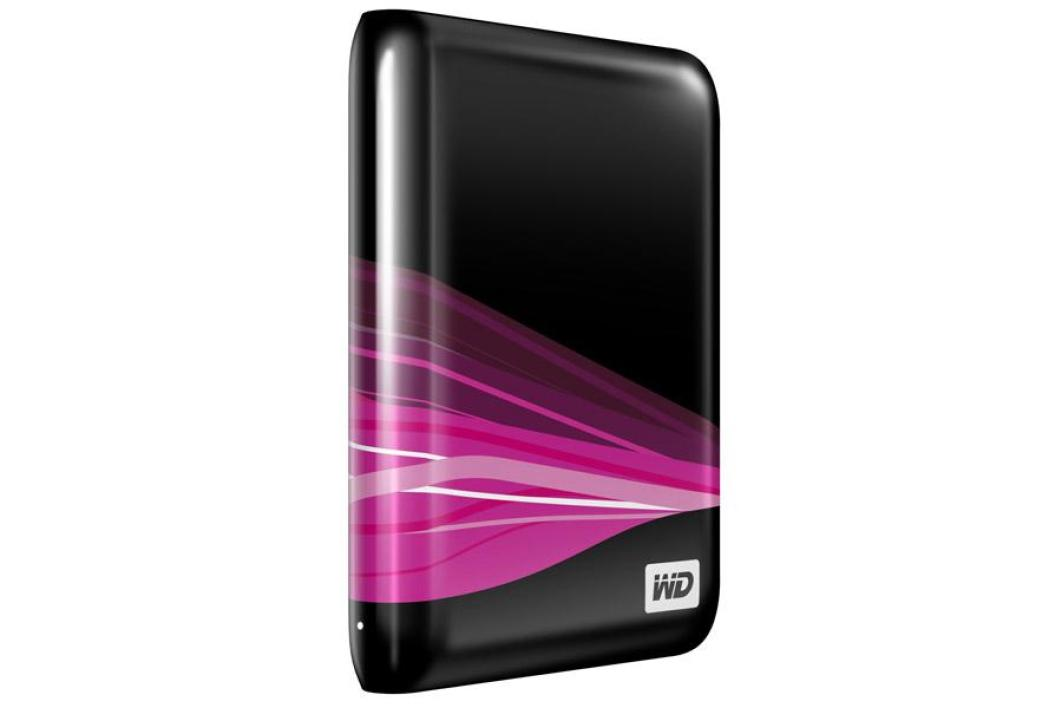 Western Digital My Passport Essential Limited Edition Design