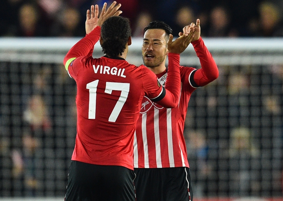 Ligue Europa: Manchester United tombe, Southampton s'offre l'Inter