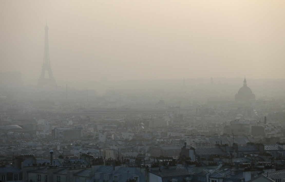 La circulation alternée ne limite pas la pollution — Paris