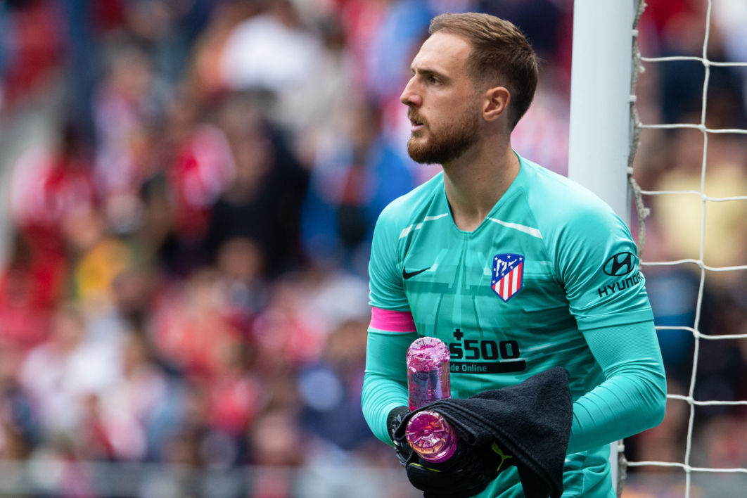 Jan Oblak - Atletico