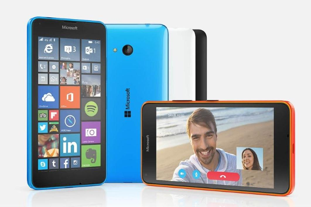 Microsoft Lumia 640 4G Simple Sim
