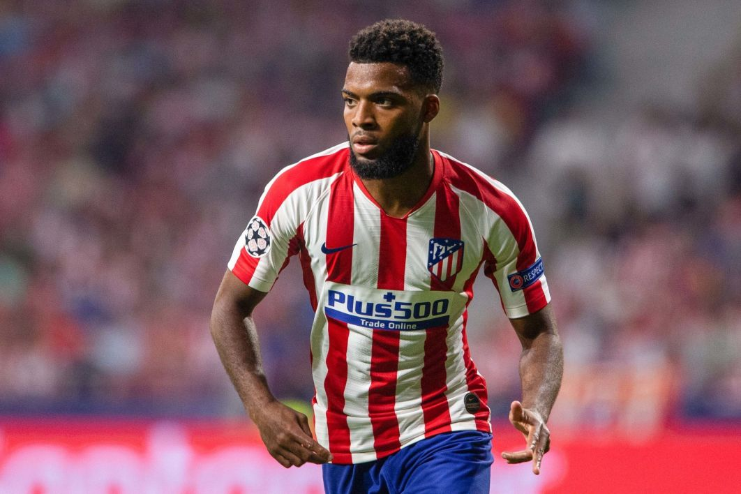 Thomas Lemar - Atletico