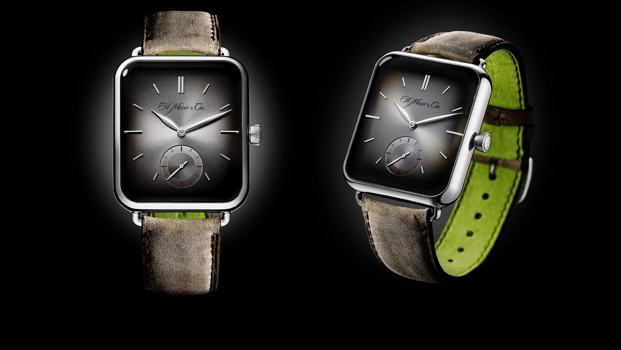 Swiss Alp Watch, la montre qui copie et moque l'Apple Watch