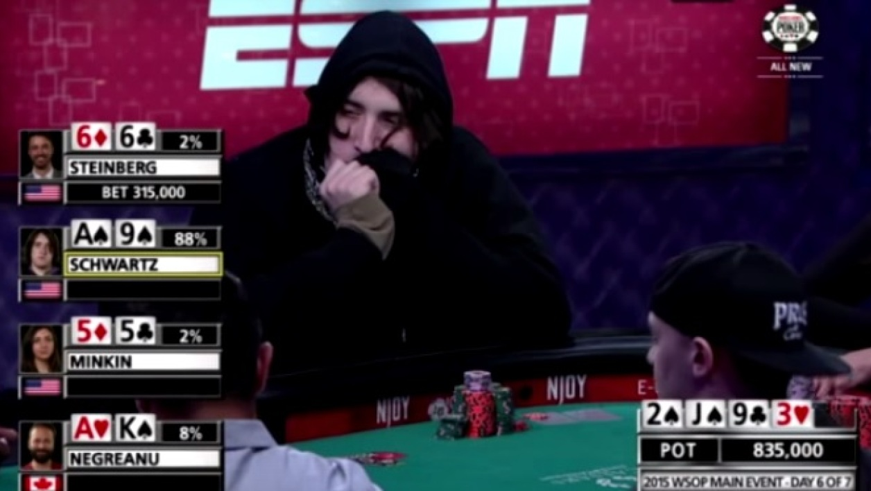 Episode 9 et 10 des WSOP 2015 - VIDEO