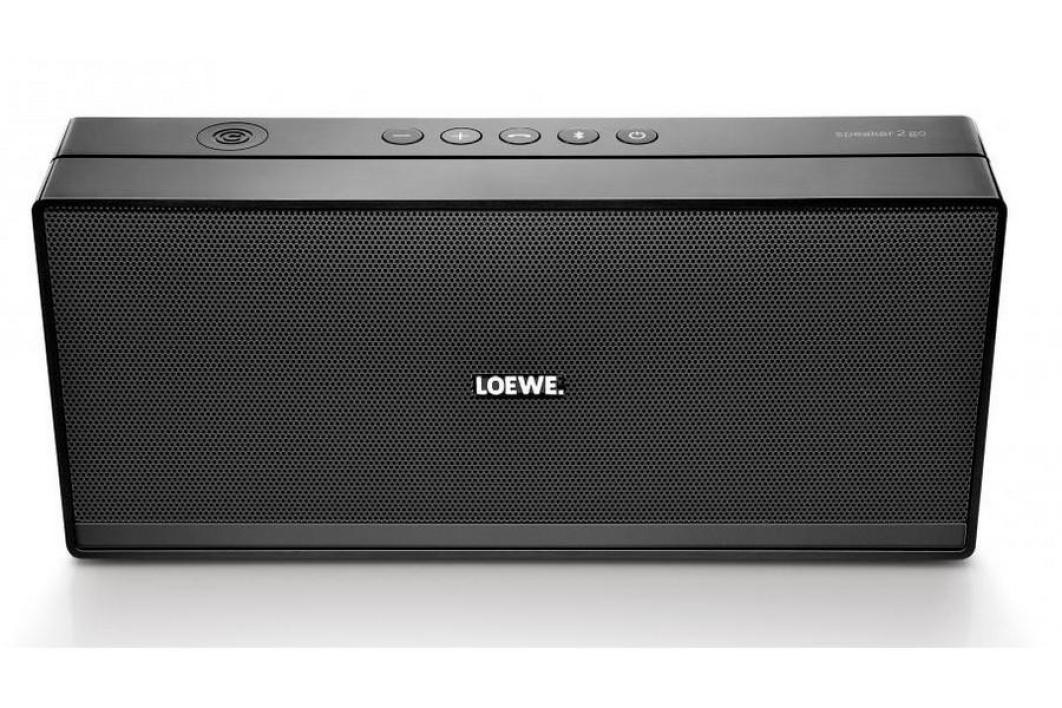 loewe speaker 2go le test complet. Black Bedroom Furniture Sets. Home Design Ideas