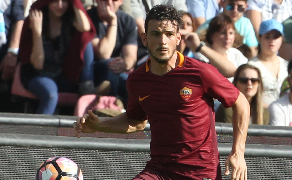 Alessandro Florenzi (AS Rome)