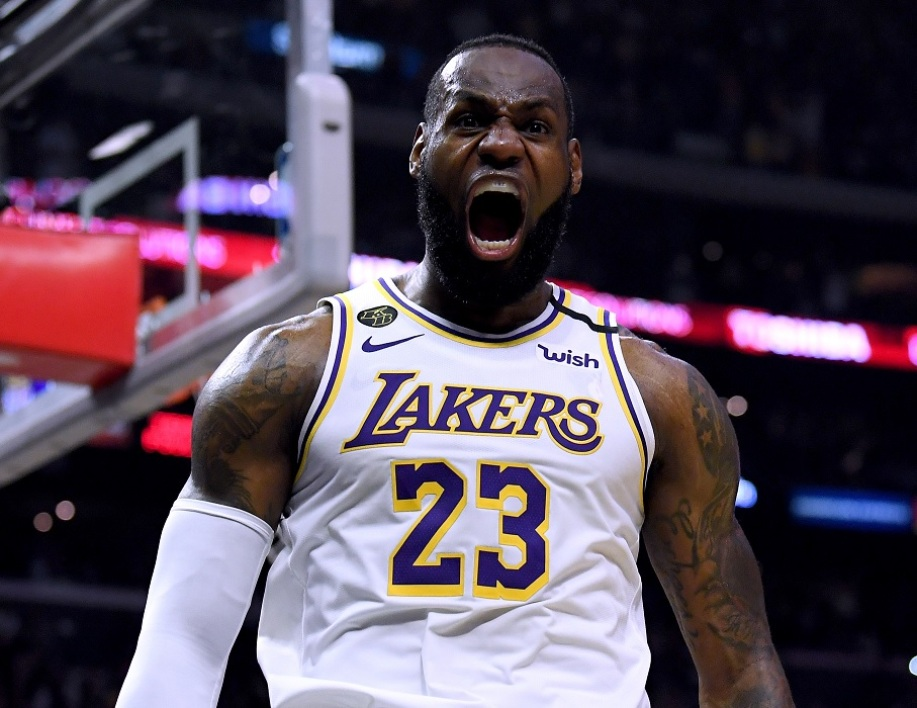 LeBron James (Lakers)