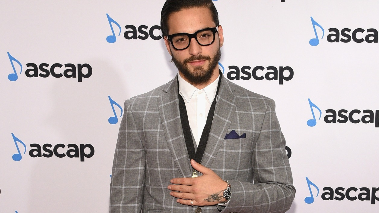 Maluma le 6 mars 2018 à New York
