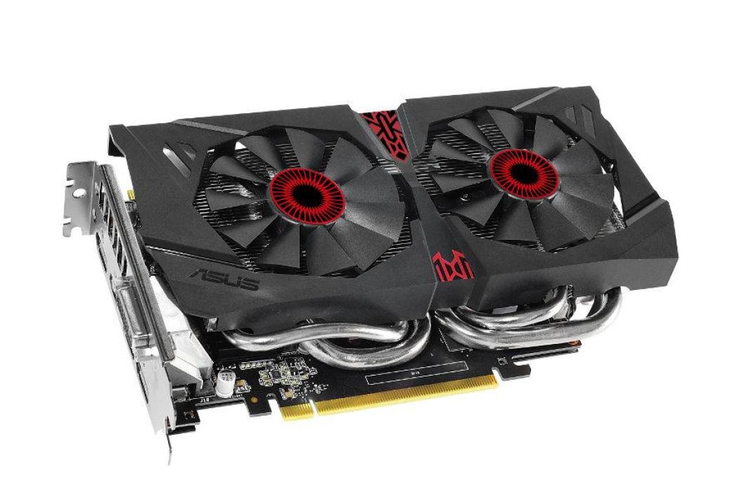 Asus Strix GeForce GTX 960 (GTX960-DC2OC-2GD5)