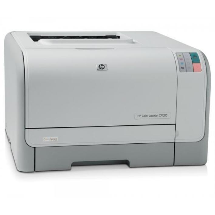 hp LaserJet Color CP1215