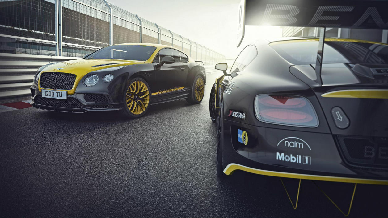 Bentley Continental 24: la Supersports ultime