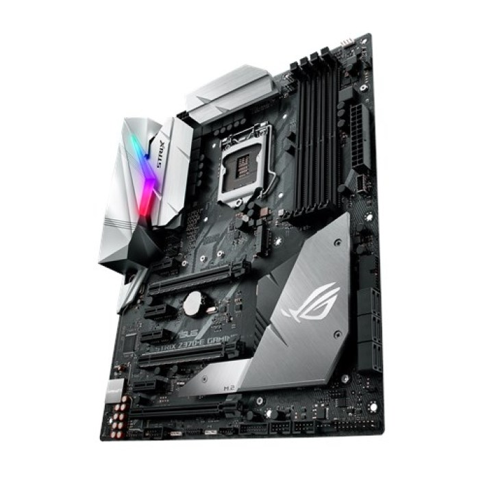Fiche technique ASUS ROG STRIX Z370-E GAMING