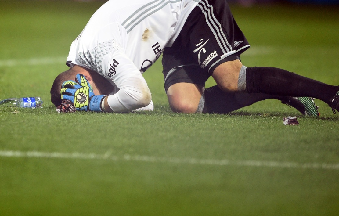 Anthony Lopes, le gardien de l'OL