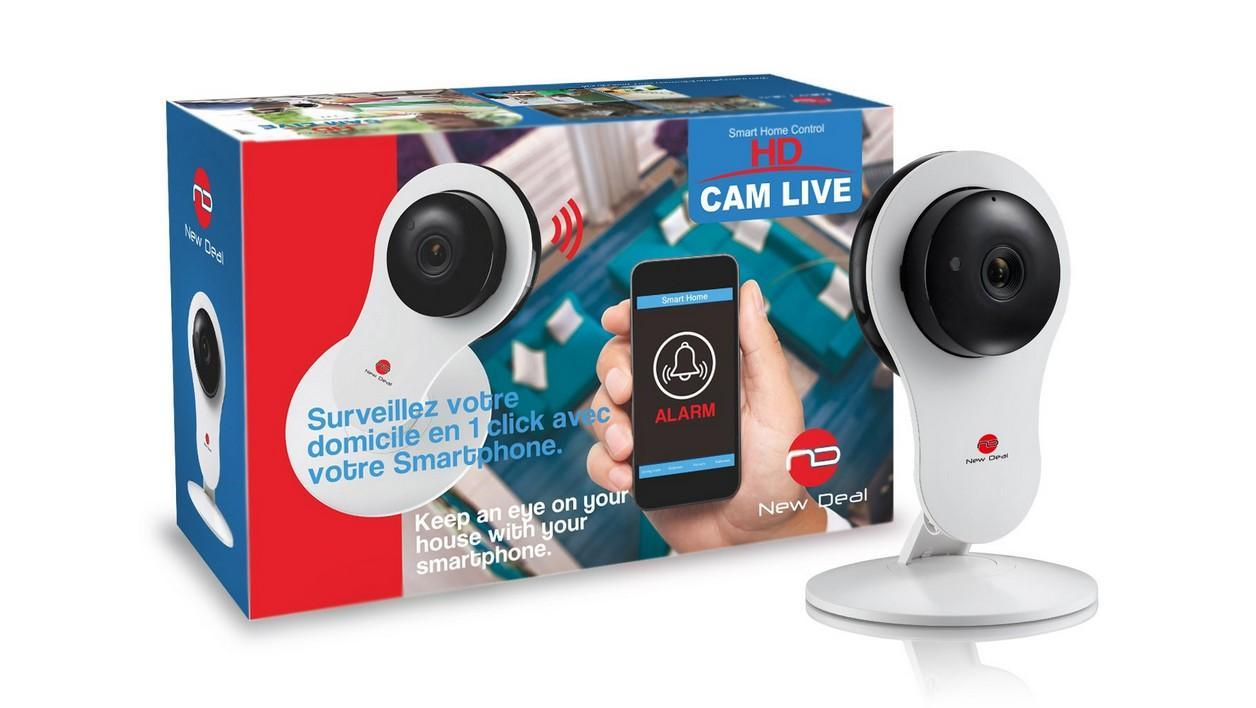 New Deal HD Cam Live