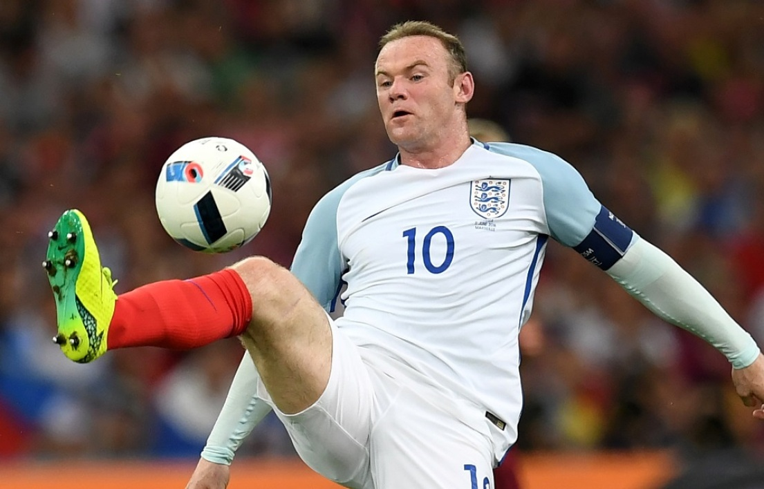 Football : Wayne  Rooney annonce sa retraite internationale, mais dans 2 ans
