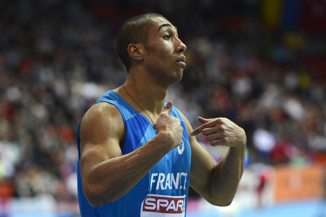 MEETING AREVA – EN DIRECT : Vicaut égale le record d'Europe du 100m !