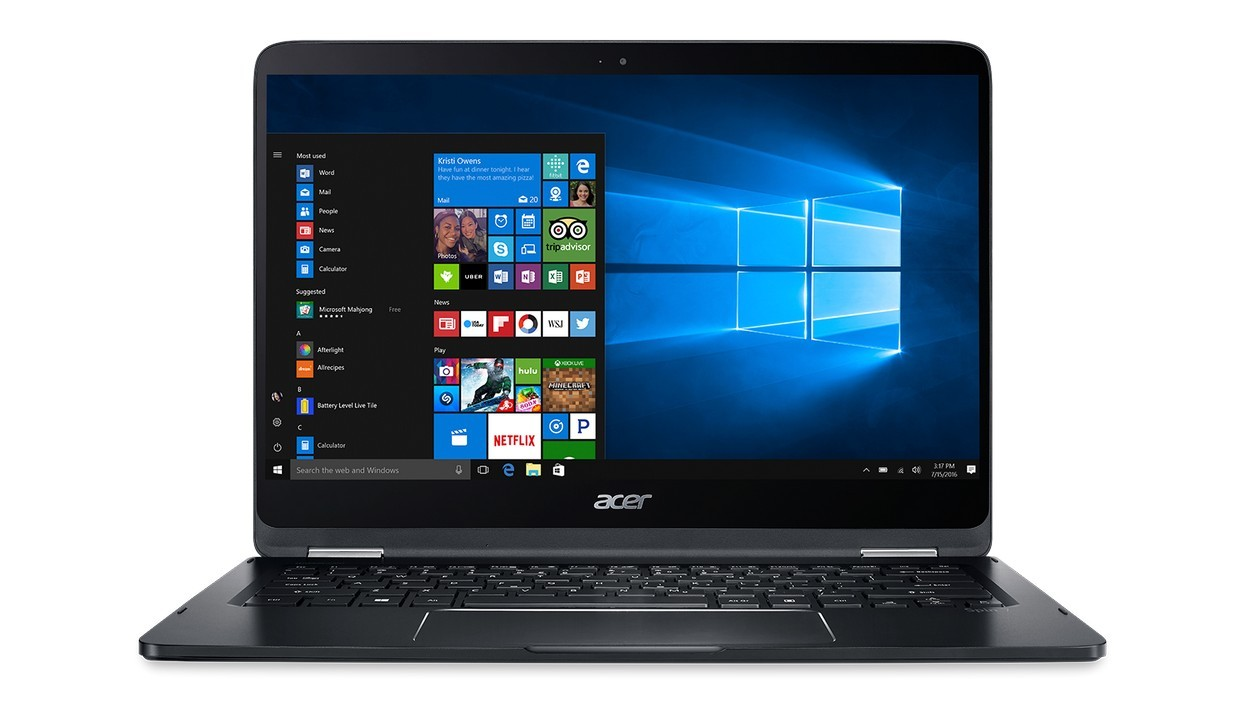 Acer Spin SP714-51-M37P