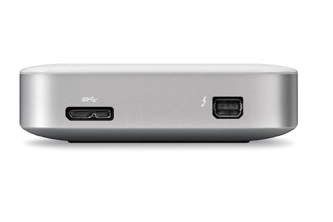 Buffalo MiniStation Thunderbolt HD-PATU3 500 Go