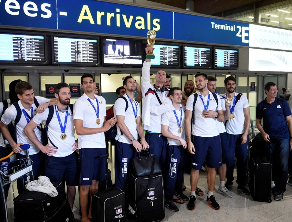 "Volley : l'improbable épopée de la ""Team Yavbou"""