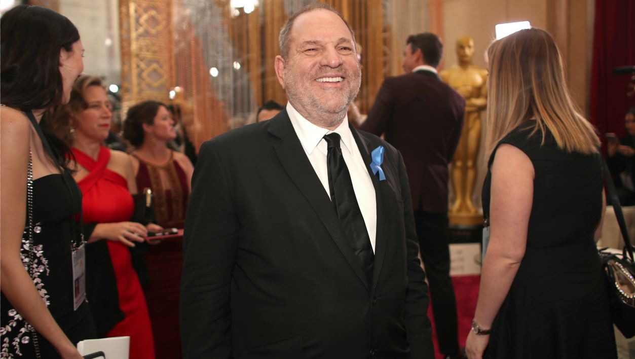 HOLLYWOOD, CA - FEBRUARY 26: Producer Harvey Weinstein attends the 89th Annual Academy Awards at Hollywood & Highland Center on February 26, 2017 in Hollywood, California. Christopher Polk/Getty Images/AFP  Christopher Polk / GETTY IMAGES NORTH AMERICA / AFP