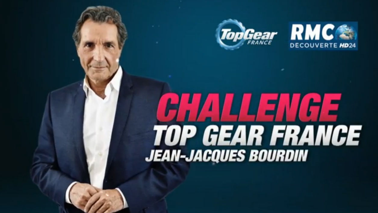 Jean-Jacques Bourdin dans Top Gear France