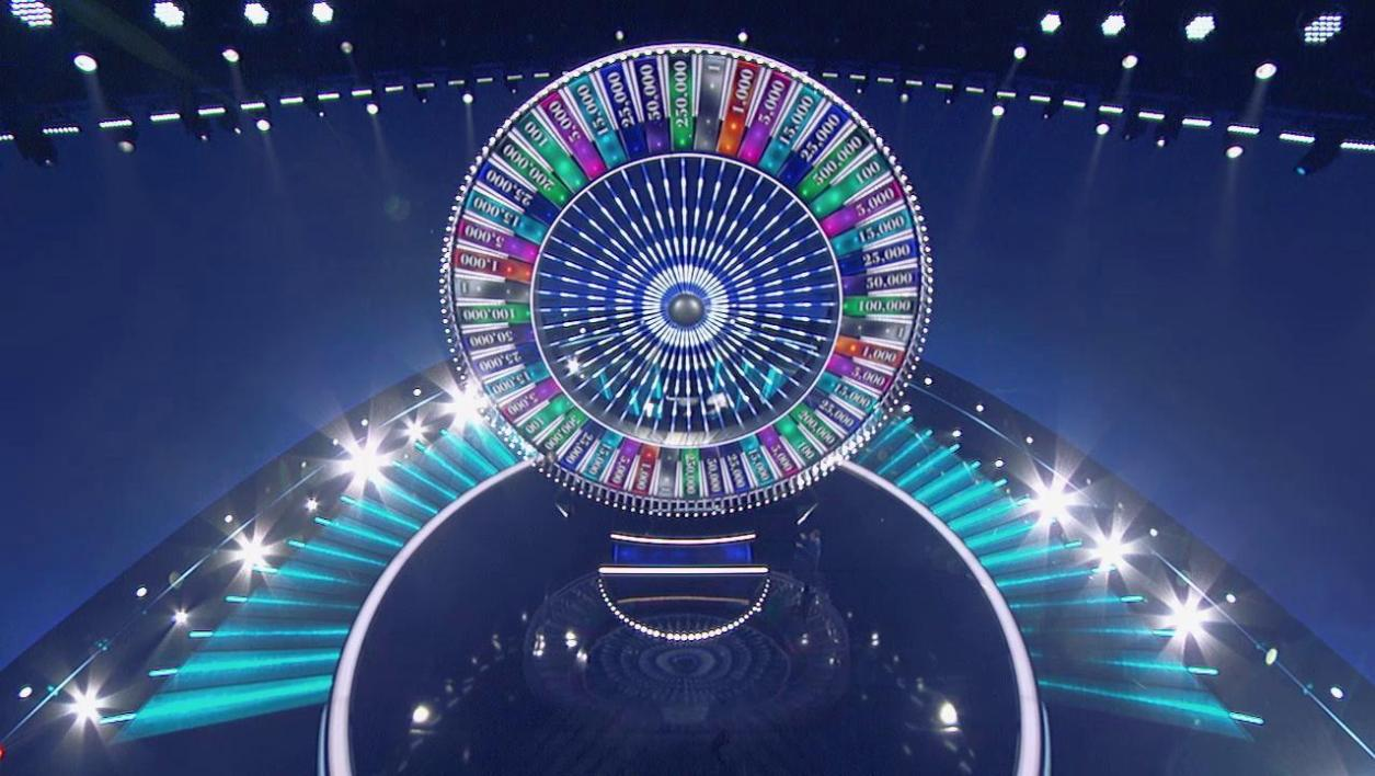 TF1 va adapter le jeu américain à grand succès Spin the wheel