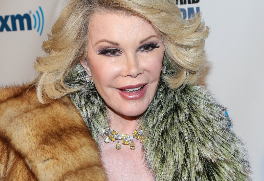 Joan Rivers morte