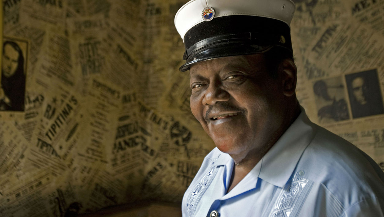 Hommage à Fats Domino — Jazz Culture