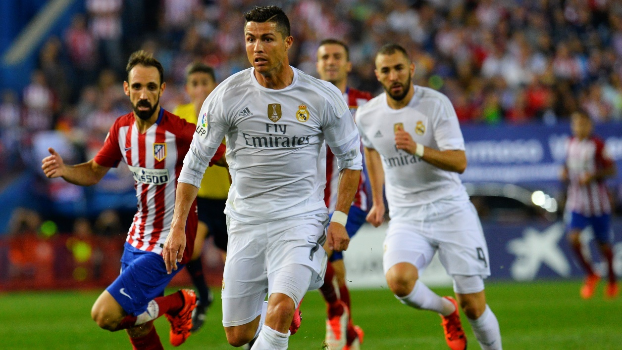 Real Madrid-Atlético : les compos