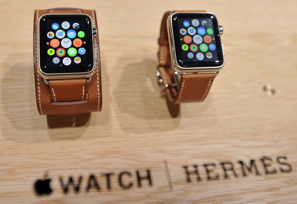 Apple et Hermès s'allient.