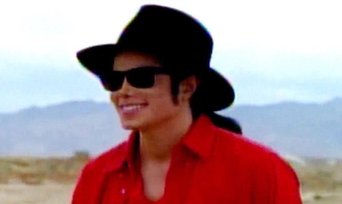 Michael Jackson A Place with no name clip xscape