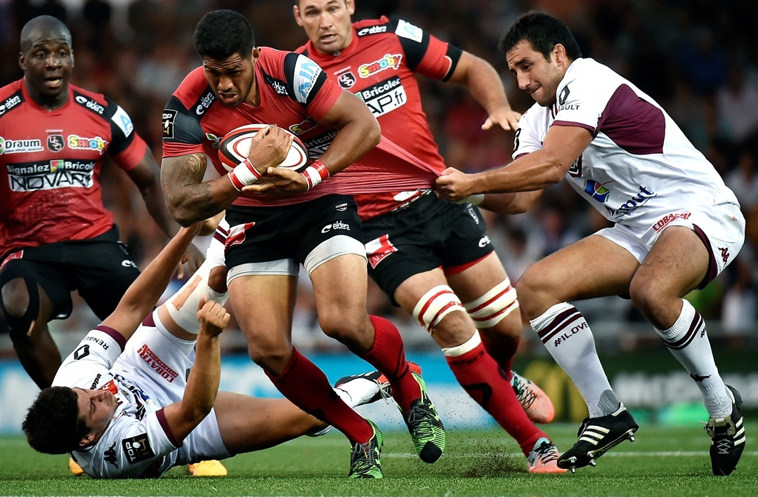 Top 14: le Racing a eu chaud, Oyonnax déroule
